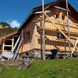 Umbau Alp Platten