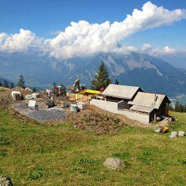 Umbau Alp Wald – «Spielhahn»