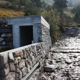 Erneuerung Kraftwerk Grossbach Wangs