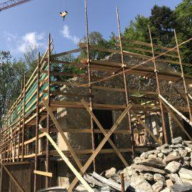 Wohnhaus- und Stallumbau Herrenboden Bad Ragaz