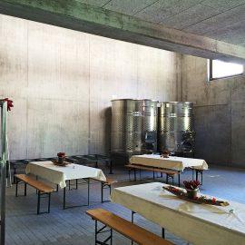 Umbau- und Erweiterung Weinproduktion Bovel