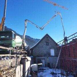 Erweiterung und Umbau Torkel Jenins
