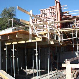 Neubau Wohnhaus Güetli Wangs