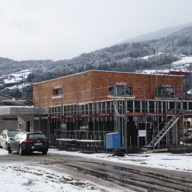 Neubau Einfamilienhaus Flums